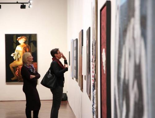 Mindenki megtalálja a maga Szindbádját – Megnyílt a III. Óbudai Képzőművészeti Tárlat
