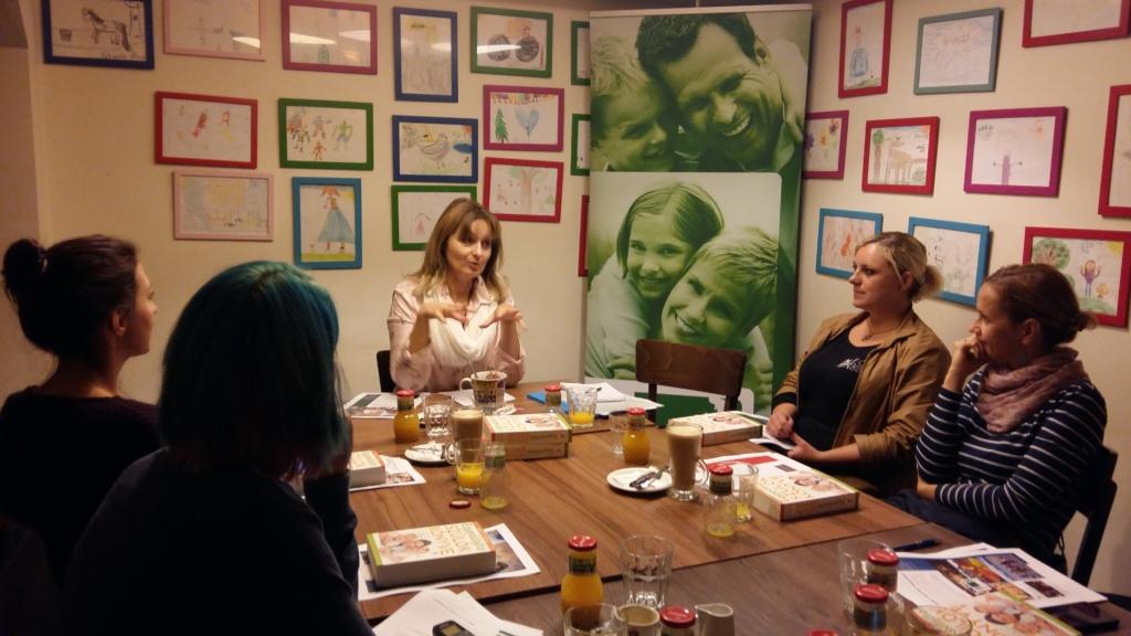 Művészet és pedagógia az egyszülős gyermekekért