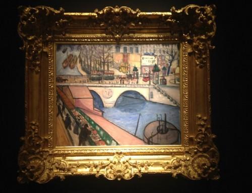 Rekordáron kelt el egy Tihanyi-festmény