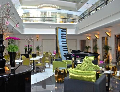 Zene luxuskivitelben – Nézz körül pincétől a padlásig az Aria Hotelben! (VIDEÓ)